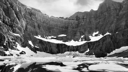 GRINNELL GLACIER ICEBERG LAKE