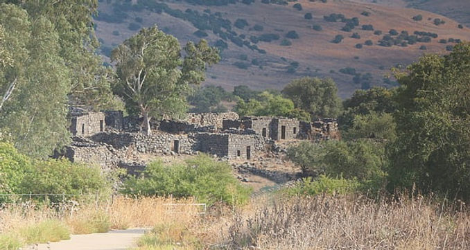 deserted-ruins-village-ghost-town-yahudi