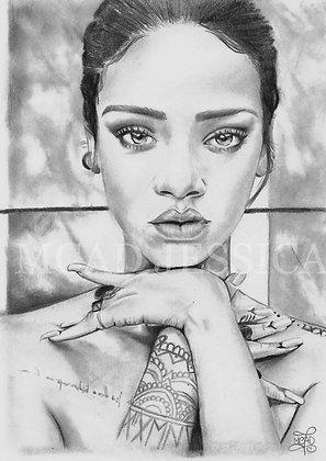 PORTRAIT | Rihanna