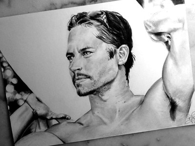 PORTRAIT _ Paul Walker