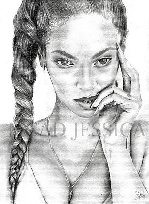 PORTRAIT | Beyonce - Queen Bee