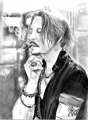 PORTRAIT | Johnny Deep