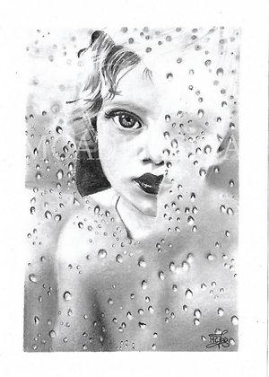 DESSIN | Jour de pluie