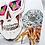 Thumbnail: PORTRAIT | Skull Crâne coloré