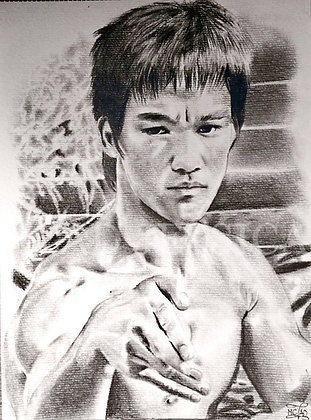 PORTRAIT | Bruce Lee