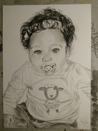 Portrait | Petite fille