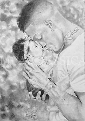 PORTRAIT | Amour Père & Fille