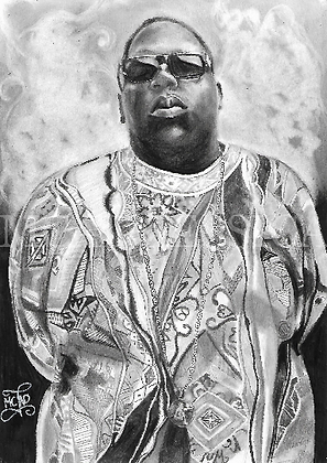 PORTRAIT | Notorious Big