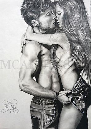 PORTRAIT | Couple amoureux