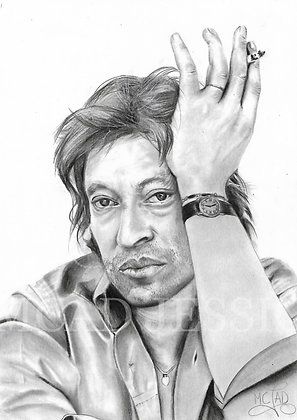 PORTRAIT | Serge Gainsbourg