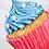 Thumbnail: DESSIN | Cupcake bleu