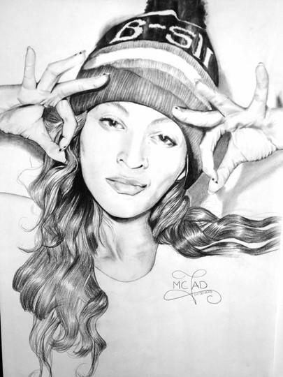 Portrait | Beyonce