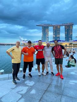 Terry Fox Virtual Run_Marina Bay with fr