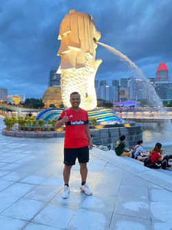 Terry Fox Virtual Run_Marina Bay (10km)