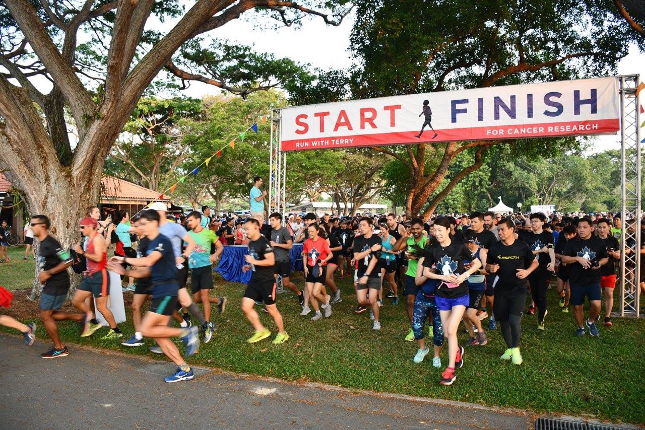 tfr 2018 start finish