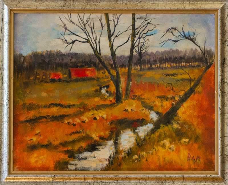 An Autumn Farm