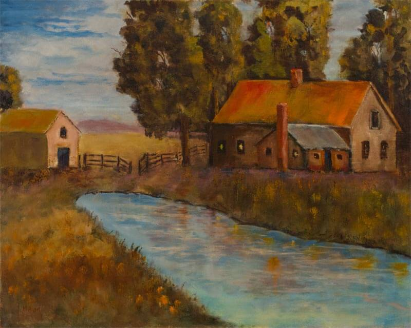 Bob Hamilton Art