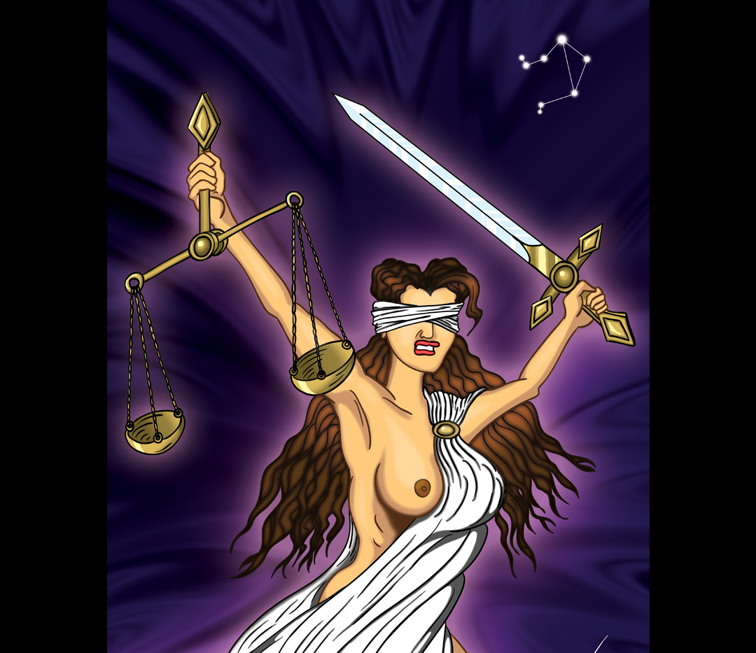 Libra the Lady Justice