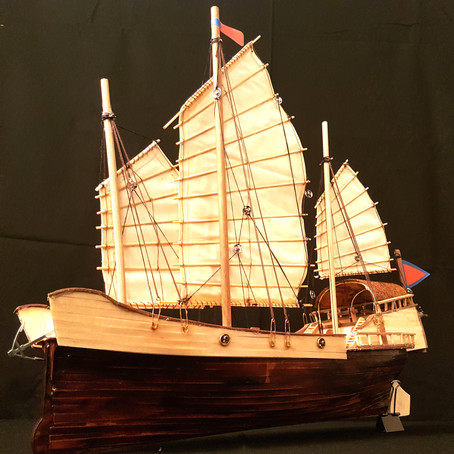 Building a Chinese Junk