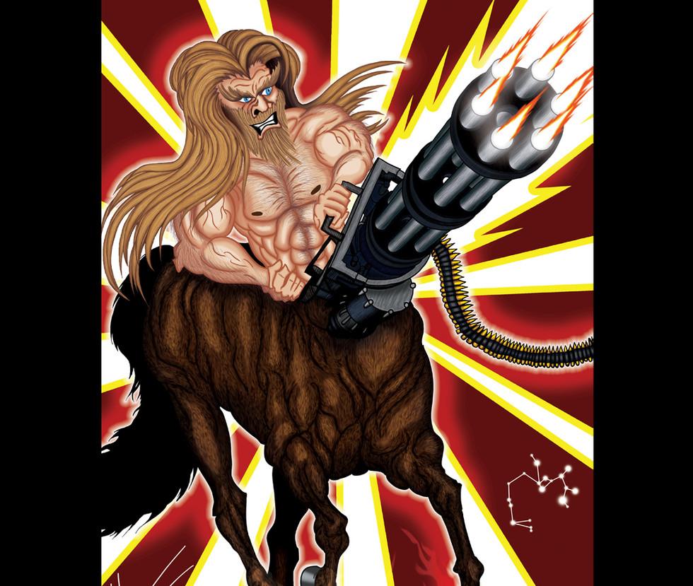 Sagittarius the Centaur