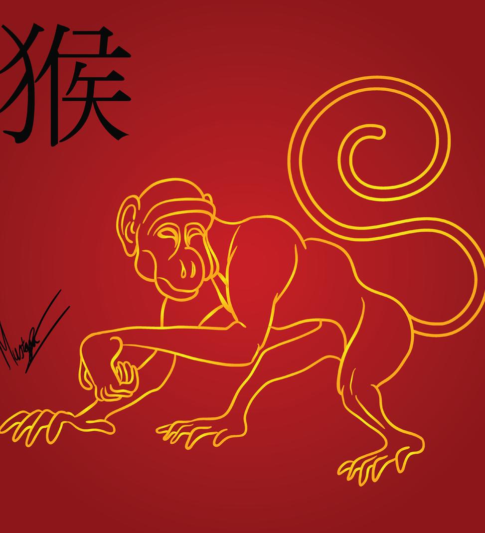 Monkey - Chinese Zodiac