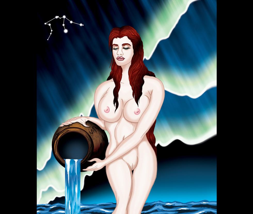 Aquarius the Water Bearer