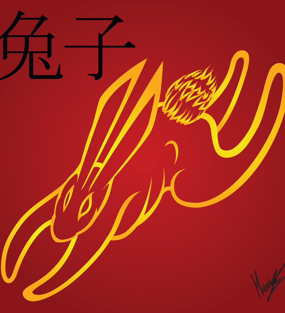 Rabbit - Chinese Zodiac