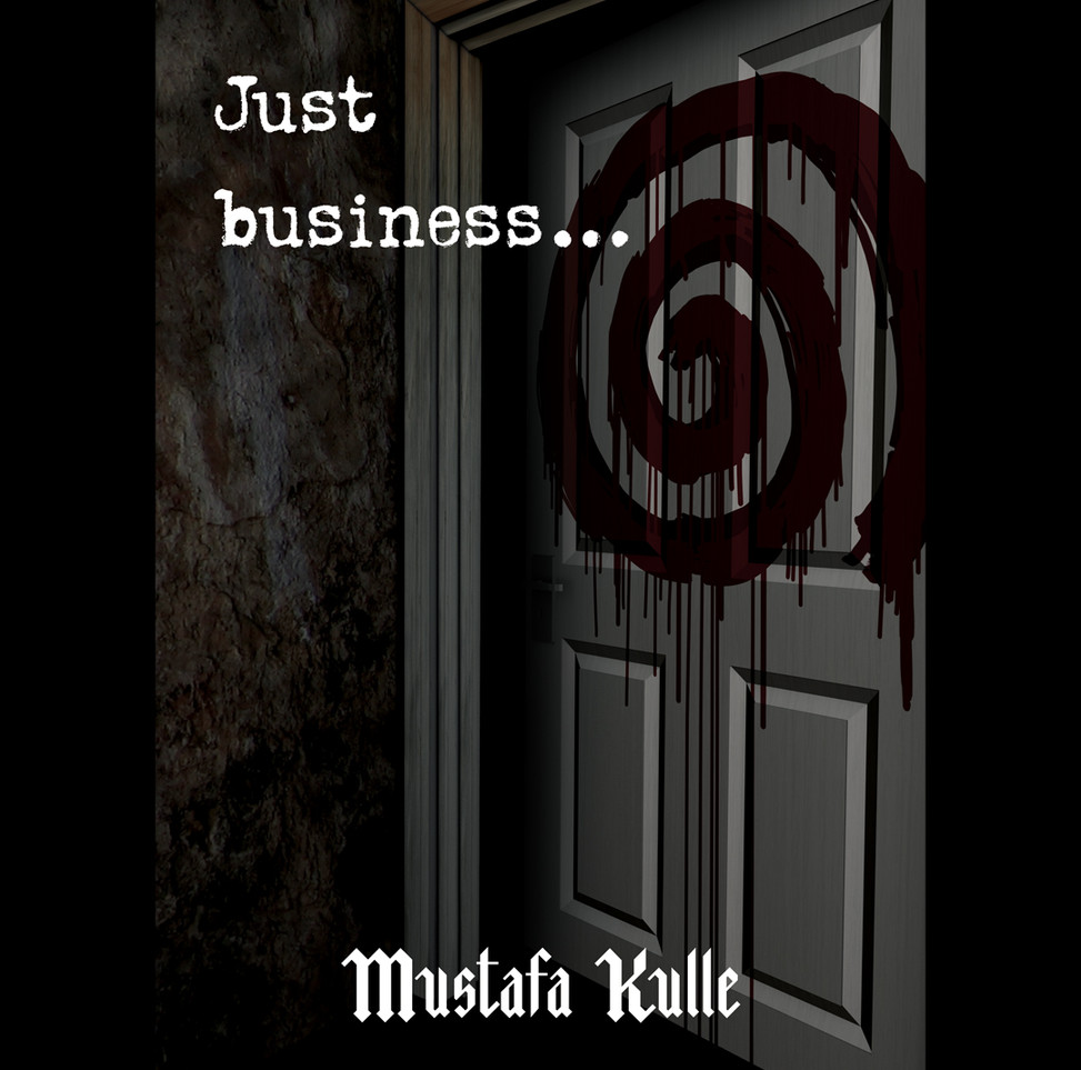 Just Business... (cover)