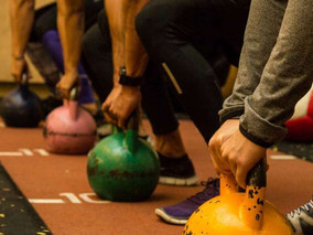 KETTLE BELL TRAINING @GYMBOX