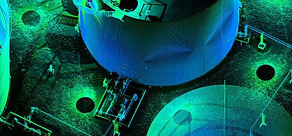 3D Laser Scan to detect degree of deformation