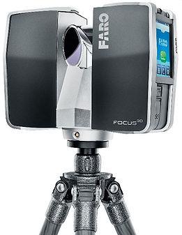 3D Laser Scanner Rental