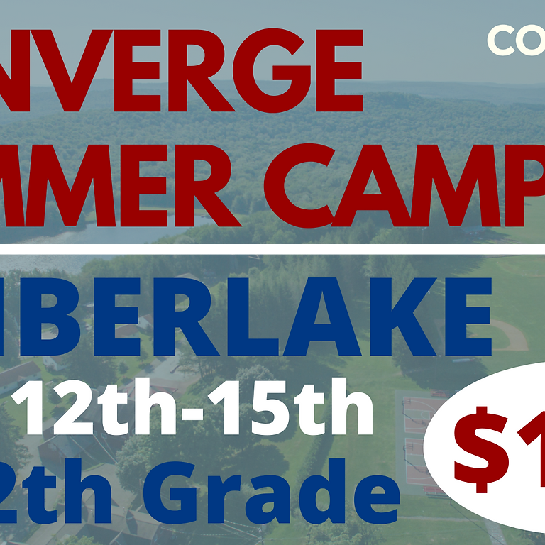 Converge Summer Camp - Timberlake