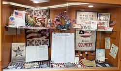 Constitution Week Display 2021