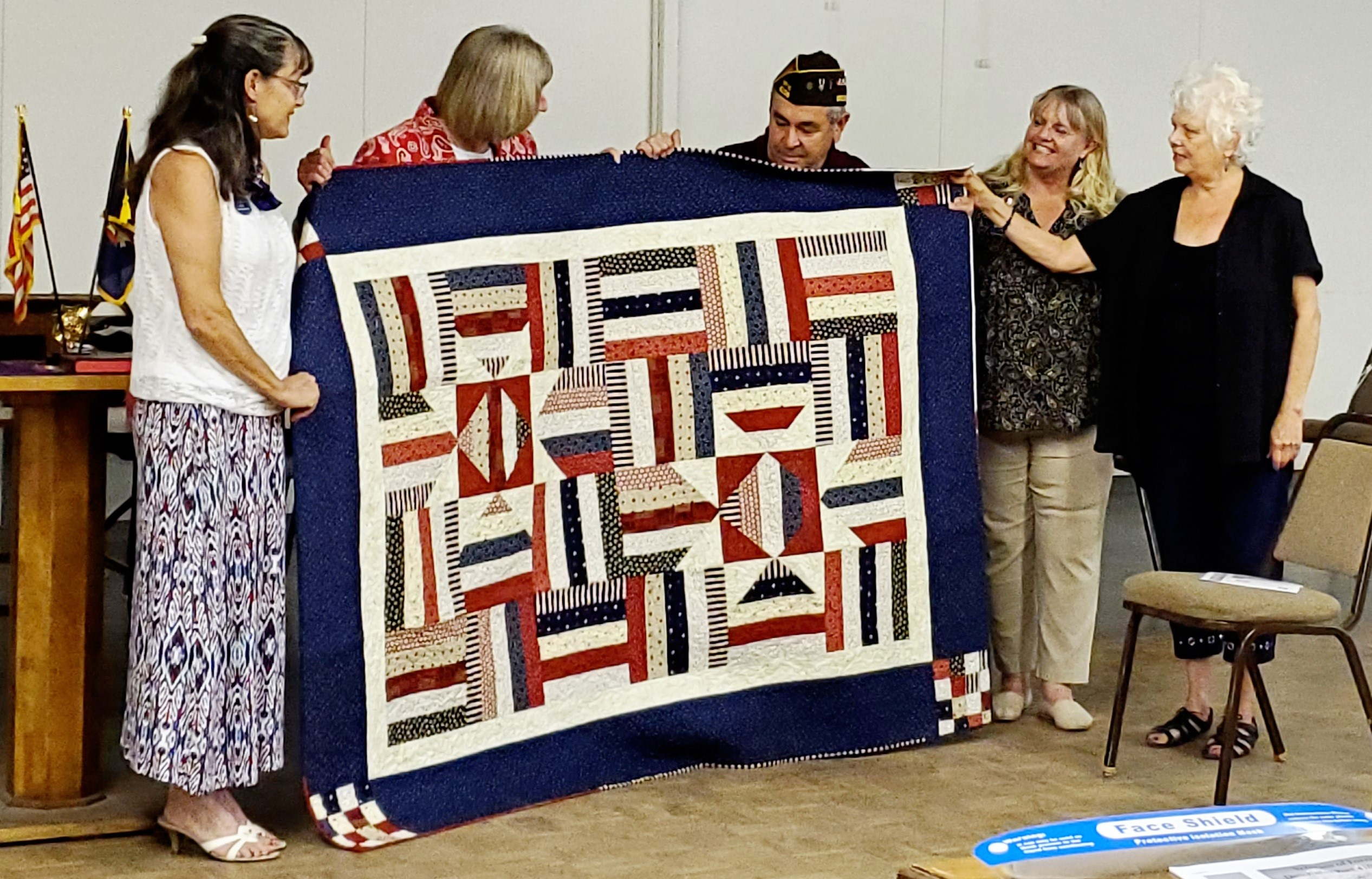Quilt of Valor 2020