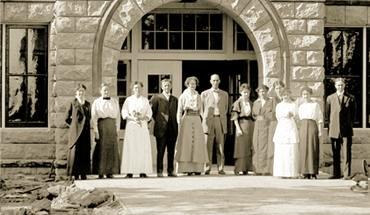 Reid School 1914 teachers