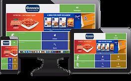 Godden Food Group Ordering App