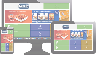 Godden Food Group Ordering App