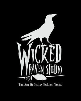 Wicked Raven Studio - The Art of Megan McLeod Young