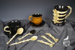 Spine Tea Spoon