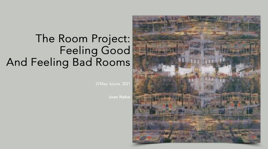 JOAS NEBE-THE ROOM PROJECT