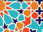 Perfection in Blue and Orange by Mojan Mozaffari