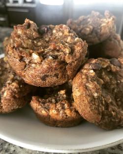 Sweet Potato Muffins GF / DF/ V