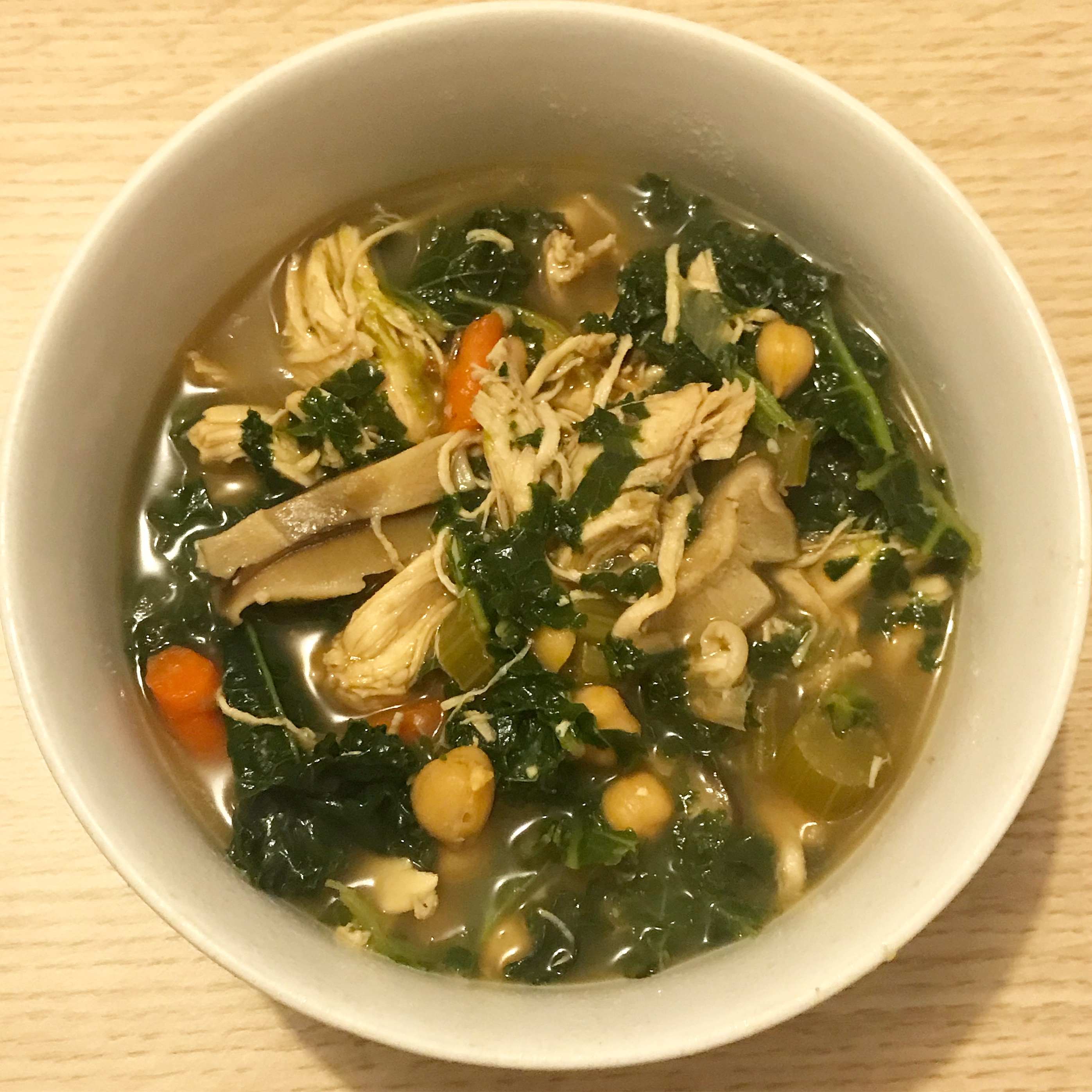 Immune System Support Soup