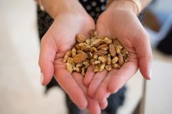 Almonds and Walnut Mix