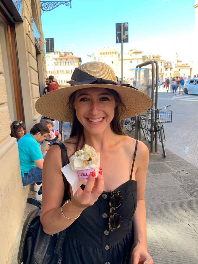 Traveling and Intuitive Eating