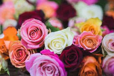2 Long Stem Roses