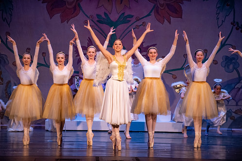 2021 Nutcracker Tuition - 3 Sibling Discount
