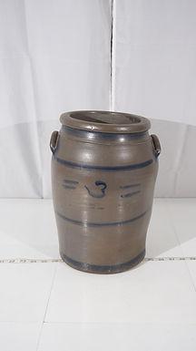 3 Gal Stoneware Crock