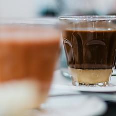 ชา-กาแฟ โบราณ ร้อน
