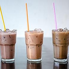 ชา-กาแฟโบราณเย็น